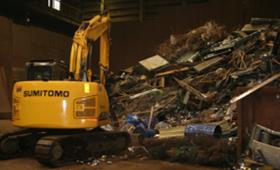 産業廃棄物中間処理